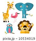 動物 ベクタ ベクターのイラスト 10534019