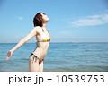 水着 夏 海の写真 10539753