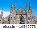 ミラノ大聖堂 大聖堂 ミラノの写真 10542773