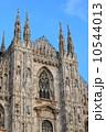 ミラノ大聖堂 尖塔 大聖堂の写真 10544013