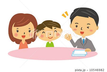 夫婦 テーブル 説明 案内 10546982