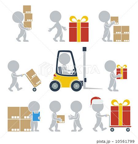 Flat people - shipping 10561799