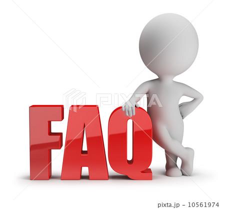 3d small people - FAQ 10561974