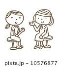 女医と患者 10576877