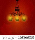 装飾 シャンデリア 照明のイラスト 10590535