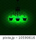 装飾 シャンデリア 照明のイラスト 10590616