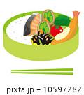 お弁当 10597282