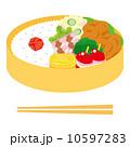 お弁当 10597283