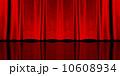 幕 舞台 ステージのイラスト 10608934