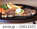 ビーフステーキ 肉料理 ステーキの写真 10611031