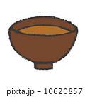味噌汁 ベクター 食べ物のイラスト 10620857
