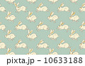 シームレスパターン・脱兎 10633188