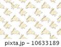 シームレスパターン・脱兎(着色・透過) 10633189
