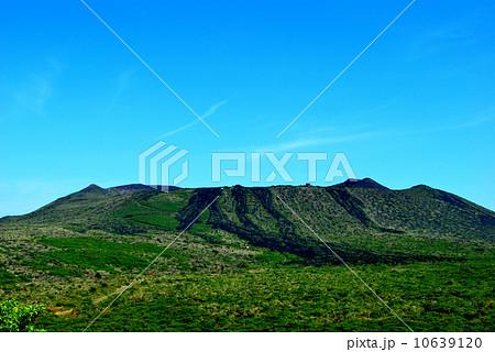 伊豆大島三原山 10639120
