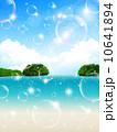 南国 ベクター 島のイラスト 10641894
