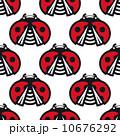 ビートル 甲虫 カブト虫のイラスト 10676292