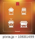 ベクトル 記号 標識のイラスト 10681499