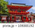 神田明神 随神門 神社の写真 10688192