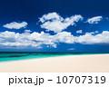 雲 ブルー アジアの写真 10707319