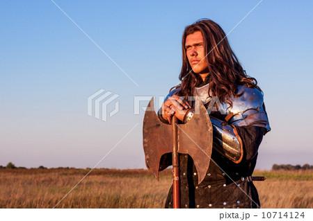 Medieval knight 10714124