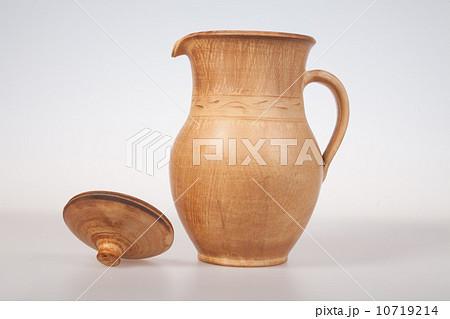 Old traditional vintage potteryの写真素材 [10719214] - PIXTA