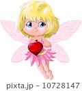 天使 お姫さま プリンセスのイラスト 10728147