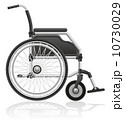 wheelchair vector illustration 10730029