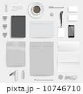 ブランディング ブランド アイデンティティーのイラスト 10746710