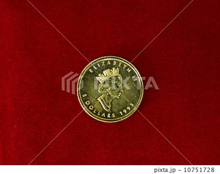 コイン 10751728