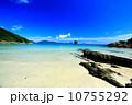 砂浜 波打ち際 海の写真 10755292