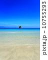 砂浜 波打ち際 海の写真 10755293