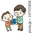 人物 男性 子供のイラスト 10755808