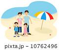 家族で海 10762496