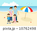 家族で海 10762498
