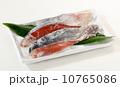 粕漬け 切り身 鮭の写真 10765086
