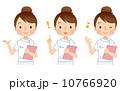 医師 ナース 看護婦のイラスト 10766920