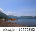 遊覧船 本栖湖 イエローサブマリンの写真 10772562