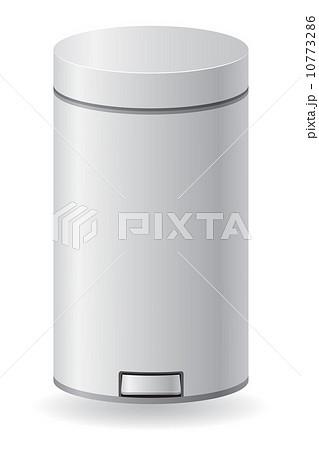 dustbin vector illustrationのイラスト素材 [10773286] - PIXTA