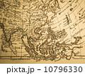 世界地図 インド 古地図の写真 10796330