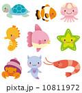 海 海の仲間 セット 10811972