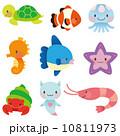 海 海の仲間 セット 10811973