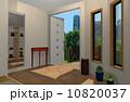 シューズクロークのある広い玄関 10820037