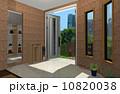 シューズクロークのある広い玄関 10820038