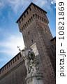 Monument to Francesco Sforza in the Sforza Castle 10821869