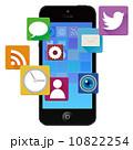 スマートフォン 10822254