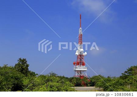 湘南平の電波塔 10830661