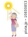 熱中症 高齢者 10830853