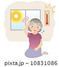 熱中症 高齢者 10831086