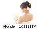 ウェディング ブライダル 女性の写真 10831556