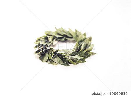 月桂樹の王冠 オリンピックイメージ イメージ素材 10840652